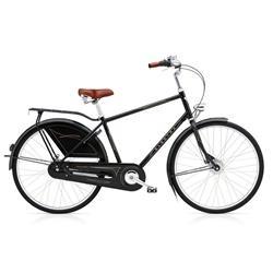 "Electra Herren Fahrrad Amsterdam Royal 8i Hollandrad, Schwarz, 8 Gang, 28"""