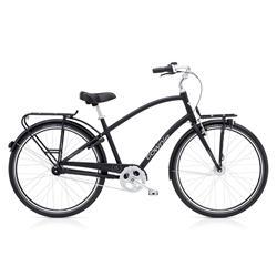 "Electra Herren Fahrrad Townie Commute 7i EQ Stadtrad, 7 Gang, 28"""