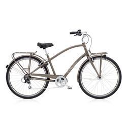 "Electra Herren Fahrrad Townie Commute 8D EQ Stadtrad, 8 Gang, 28"""