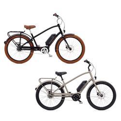 "Electra Herren Fahrrad Townie GO! 8i E-Bike, 8 Gang, 26"""