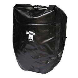 Haberland Gepäckträger Tasche H20 50 Liter, Schwarz