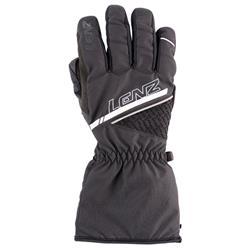 Lenz Unisex Beheizbare Handschuhe Heat Glove 5.0, Schwarz
