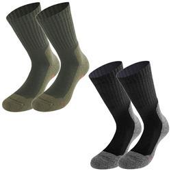 Lenz Unisex Socken Trekking 5.0 2 Paar