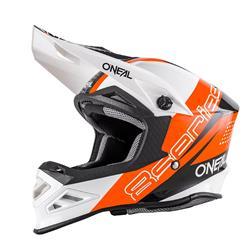 O'Neal Crosshelm 8Series MX Nano, Orange