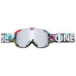 O'Neal Kinder Crossbrille B-30 Goggle Crank Mirror Youth, Mehrfarbig