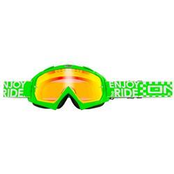 O'Neal Crossbrille B-Flex Goggle Launch Radium, Grün