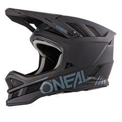 O'Neal Fullfacehelm Blade Solid, Schwarz