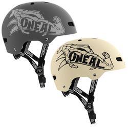 O'Neal Fahrradhelm Dirt Lid ZF Bones