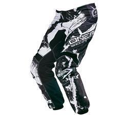 O'Neal Herren Motocross Hose Element Shocker, Weiß