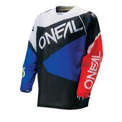 O'Neal Herren Jersey Hardwear Flow, Blau