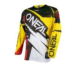 O'Neal Herren Jersey Hardwear Flow Jag, Gelb