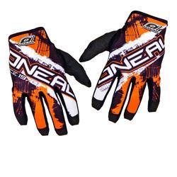 O'Neal Unisex Handschuhe Jump Shocker, Orange