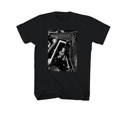 O'Neal Unisex T-Shirt Moto XXX Kickstart, Schwarz