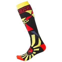 O'Neal Unisex Socken Pro MX Zen Multi, Mehrfarbig