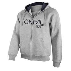 O'Neal Unisex Sweatshirt Racing 70, Grau