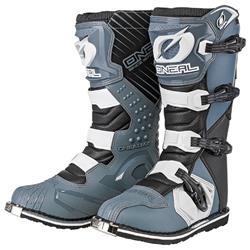 O'Neal Unisex Motocross Stiefel Rider Boot, Grau
