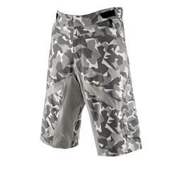 O'Neal Herren Downhill Shorts Slickrock Camouflage, Grau