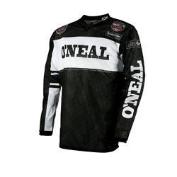O'Neal Herren Jersey Ultra Lite 75, Schwarz