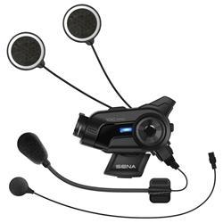 Sena Motorrad Kommunikationssystem & Kamera 10C Pro, Schwarz