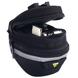 Topeak Werkzeugtasche Survival Tool Wedge Pack 2, Schwarz