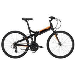 "Tern Unisex Fahrrad Joe C21 Faltrad, Schwarz, 21 Gang, 26"""