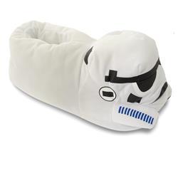 SAMs Hausschuhe Disney Star Wars Stormtrooper, Weiß