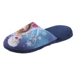 SAMs Kinder Hausschuhe Disney Frozen Die Eiskönigin, Blau