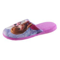 SAMs Kinder Hausschuhe Disney Frozen Die Eiskönigin, Lila