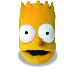 SAMs Hausschuhe Die Simpsons Bart, Gelb