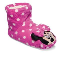 SAMs Kinder Hausschuhe Disney Minnie Maus, Rosa
