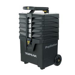 Topeak Werkzeugschrank PrepStation, Schwarz