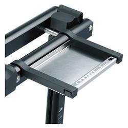 Topeak Ablagefach für PrepStand ZX Montageständer, Schwarz Silber