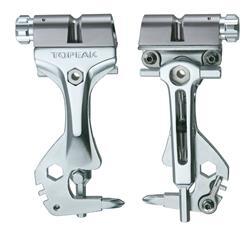 Topeak Multifunktionswerkzeug Tool Monster Air, Silber