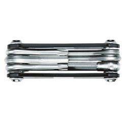 Lezyne Multifunktionswerkzeug RAP-6, Silber