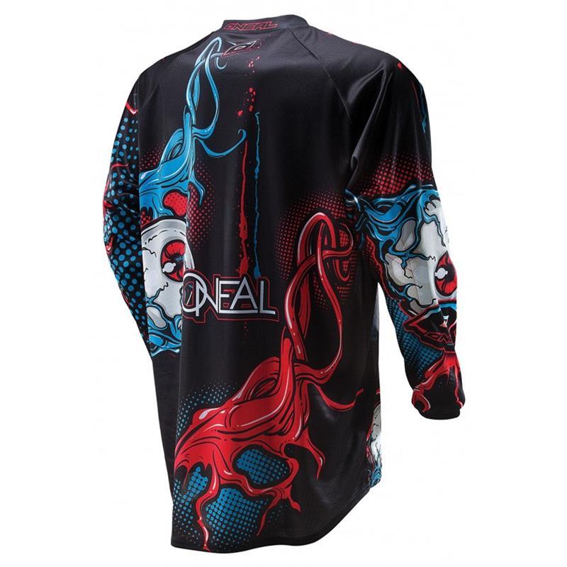 O'Neal Herren Jersey Element Mutant, Rot