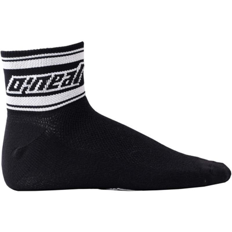 O'Neal Unisex Socken MTB Coolmax, Schwarz