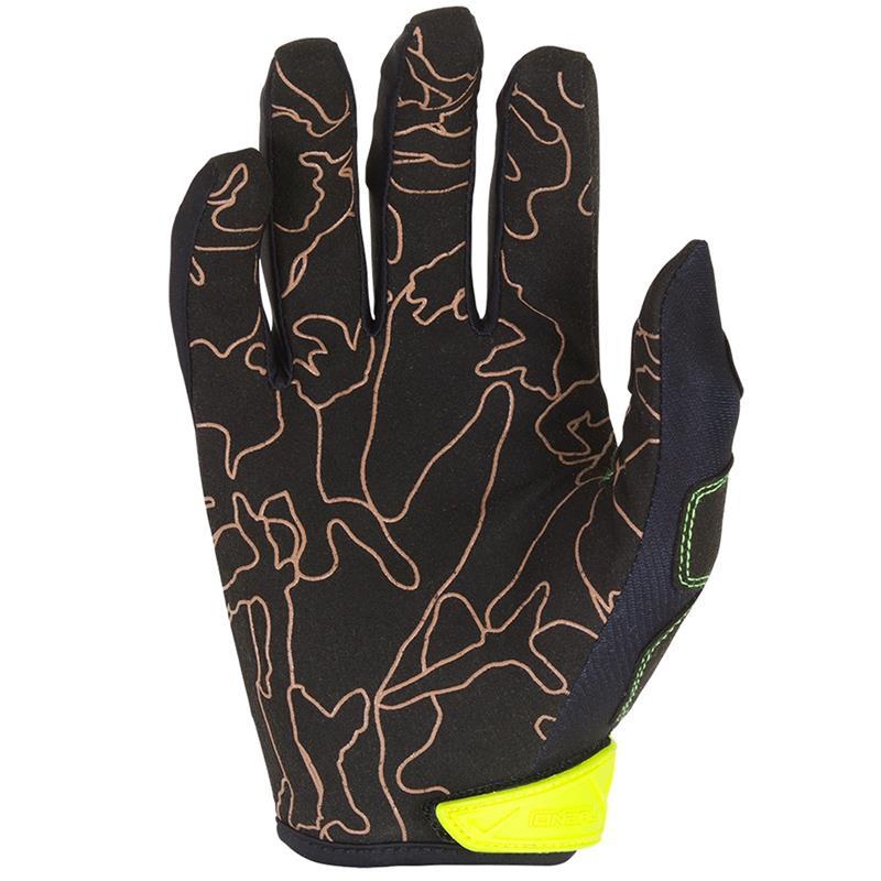 O'Neal Unisex Handschuhe Mayhem Ambush, Braun