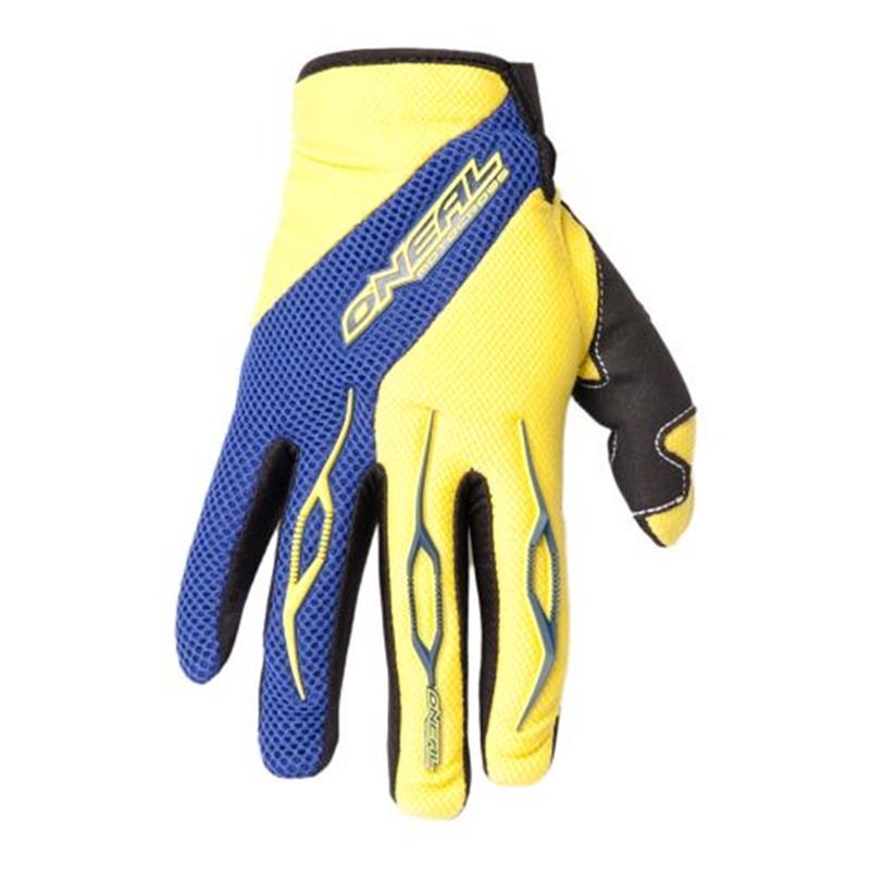 O'NEAL Unisex Handschuhe Element Racewear, Gelb