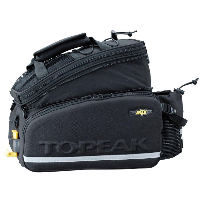 Topeak Gepäckträgertasche MTX TrunkBag DX, Schwarz