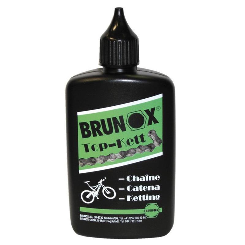 Brunox Kettenschmiermittel TopKett, 100 ml