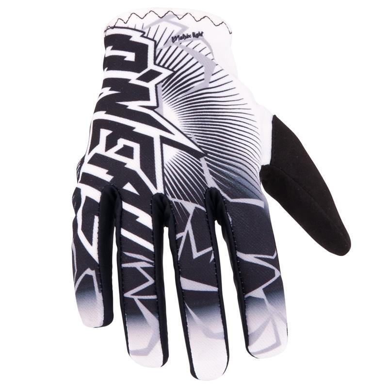 O'Neal Unisex Handschuhe Matrix, Weiß