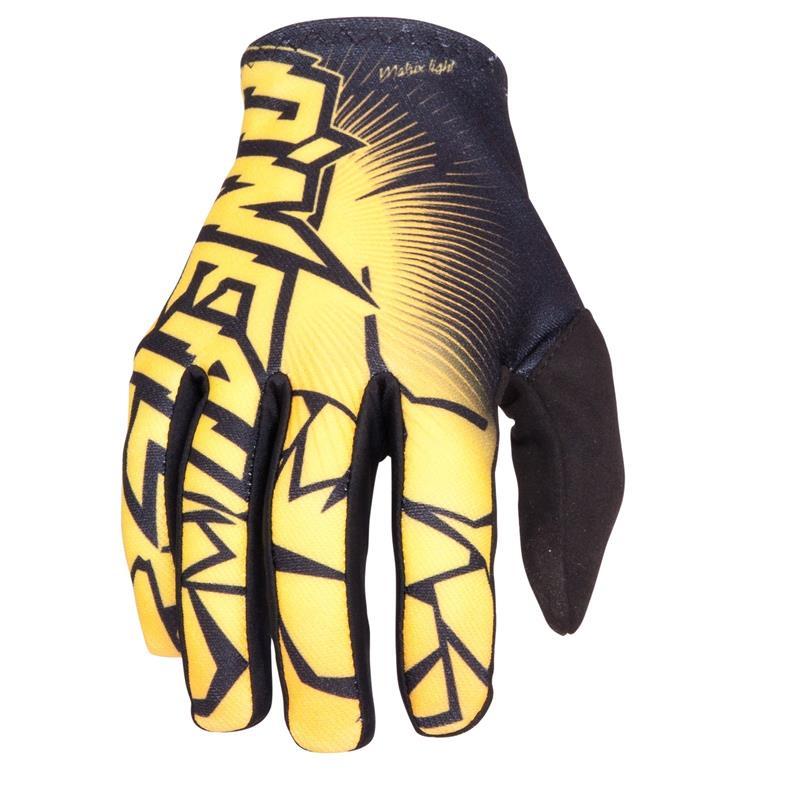 O'Neal Unisex Handschuhe Matrix, Gelb
