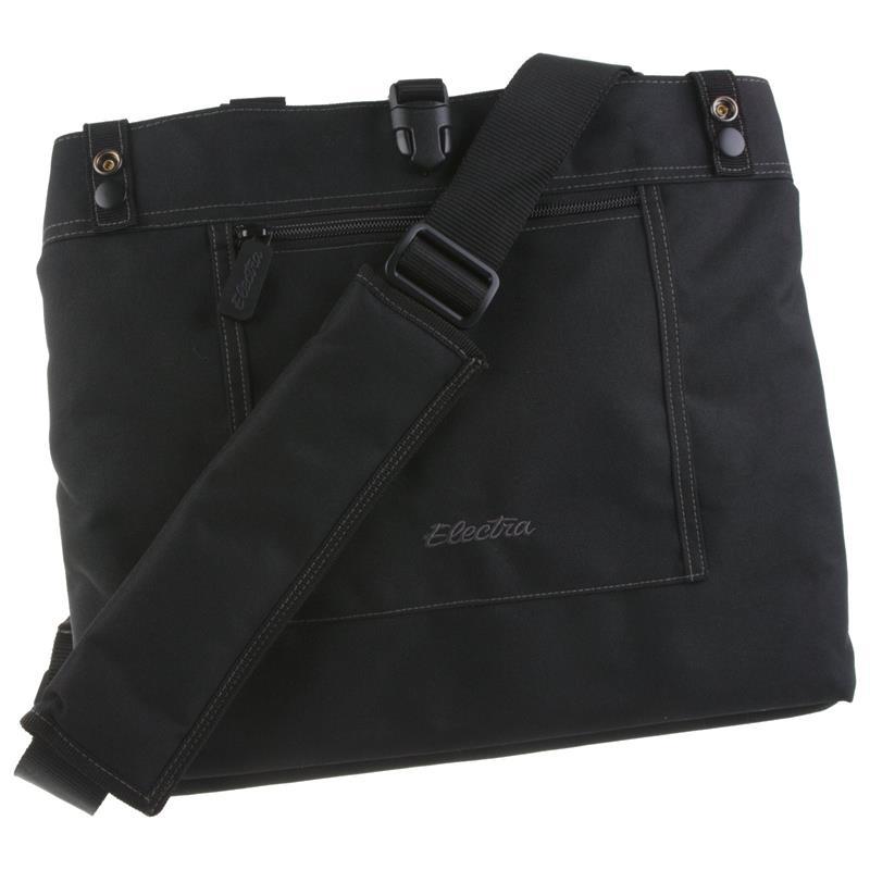 Electra Gepäckträger Tasche Expanable Tote, Schwarz