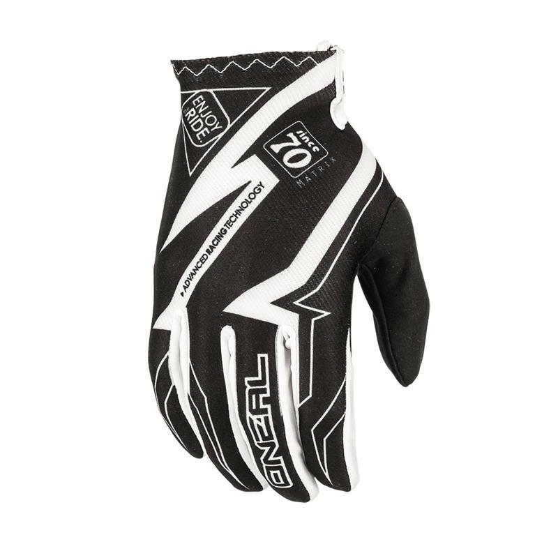 O'NEAL Unisex Handschuhe Matrix Racewear, Weiß