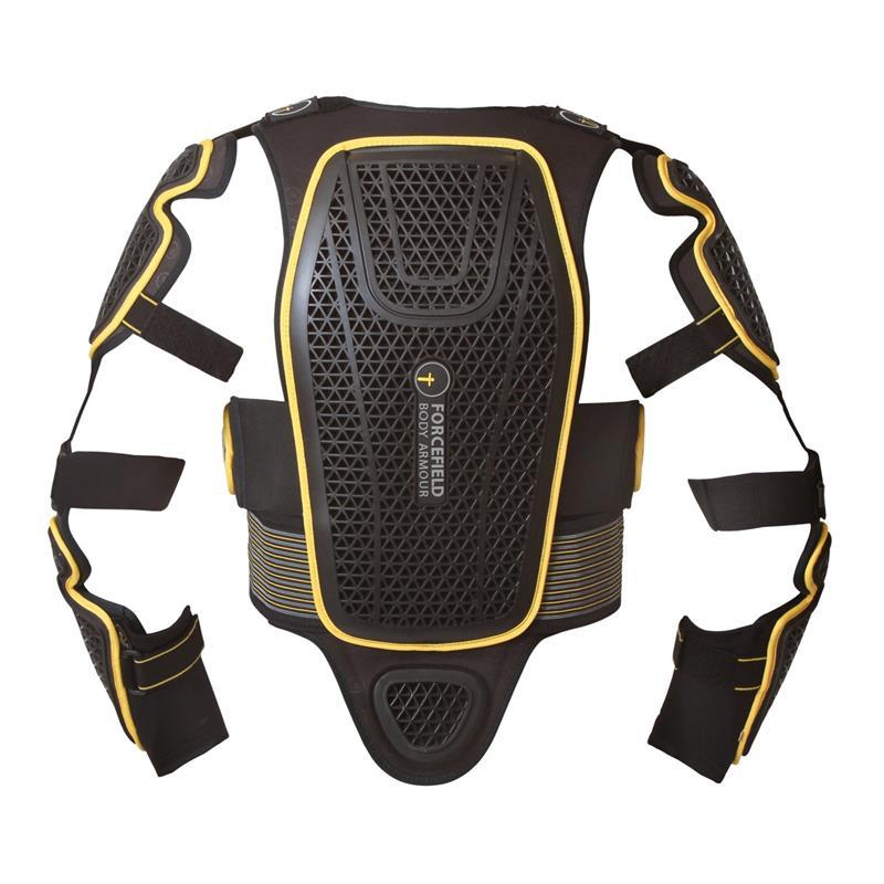 Forcefield Brust- & Armprotektor EX-K Harness Adventure, Schwarz Gelb