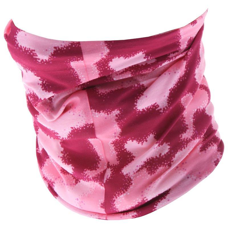 Protective Kinder Mund Maske Nackenwärmer Wind Schutz, Neck Tube, Pink
