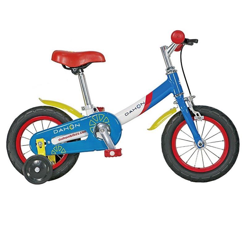 "Dahon Kinderfahrrad Kids Uno Bike, Mehrfarbig, 1 Gang, 12"""