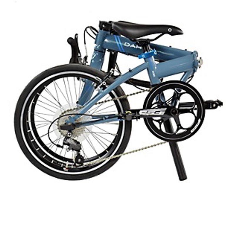 "Dahon Unisex Fahrrad Speed D30 Faltrad, Blau, 30 Gang, 20"""