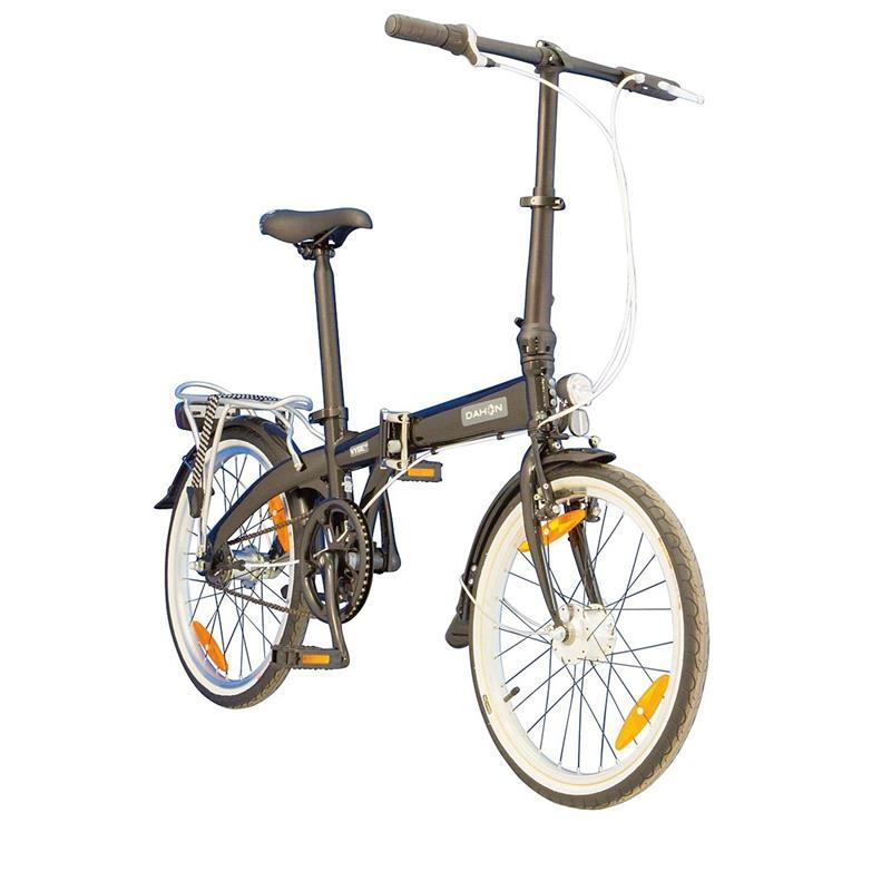 "Dahon Unisex Fahrrad Vybe i3 Faltrad, Schwarz, 3 Gang, 20"""