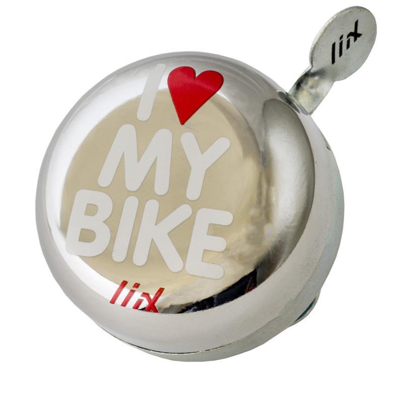 Liix Fahrradklingel Mini Ding Dong